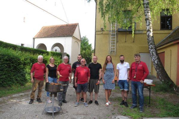 Staeksemmel-Essen für Kid's im JuZe in Gersthofen