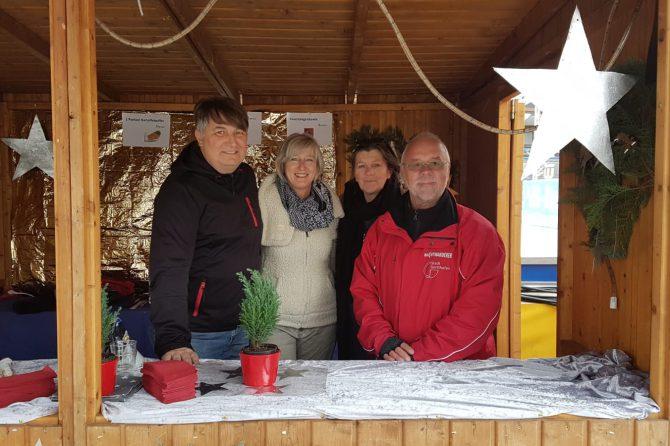 """Basar der Vereine zu Gunsten der Stiftung """"Hilfe in Not Gersthofen"""" am 24.11.2019"""