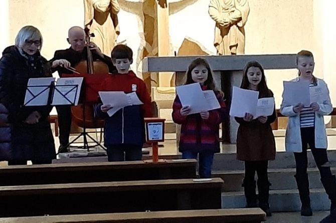 Klassische Musik in der Jakobus-Kirche Gersthofen am 01.12.2019