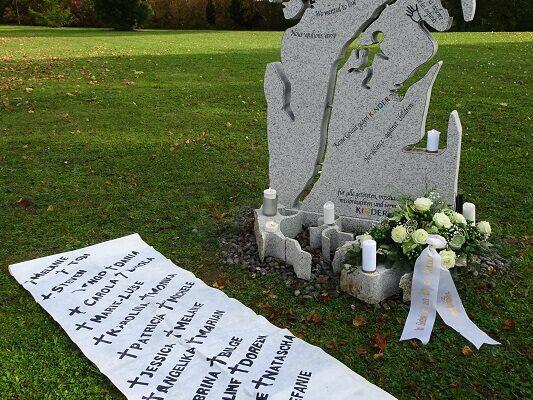 Gedenken zum 2-jährigen Bestehen der Gedenkstätte in Gersthofen